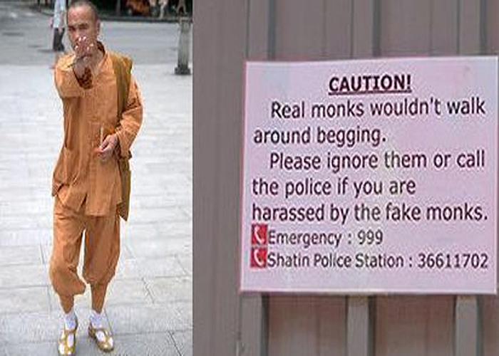 Bogus Monks